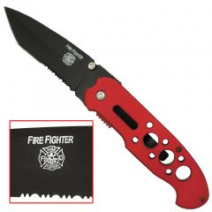 Firefighter Tactical Knife