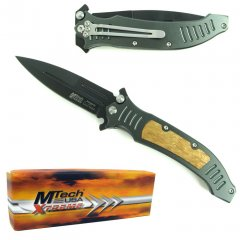 Mtech Extreme Tactical Folding Knife - Over 9 inches